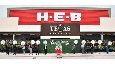 H-E-B Spring Green