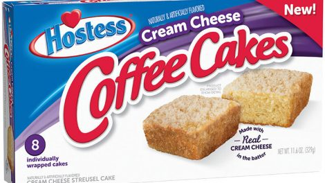 Hostess new products