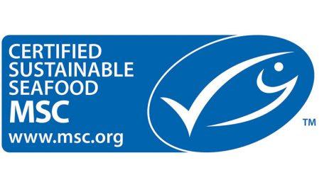 Marine Stewardship Council blue label
