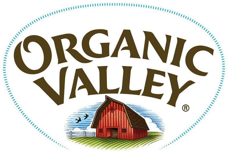 Organic Valley logo LCA clean energy