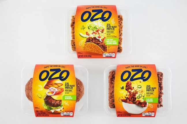 Ozo packages