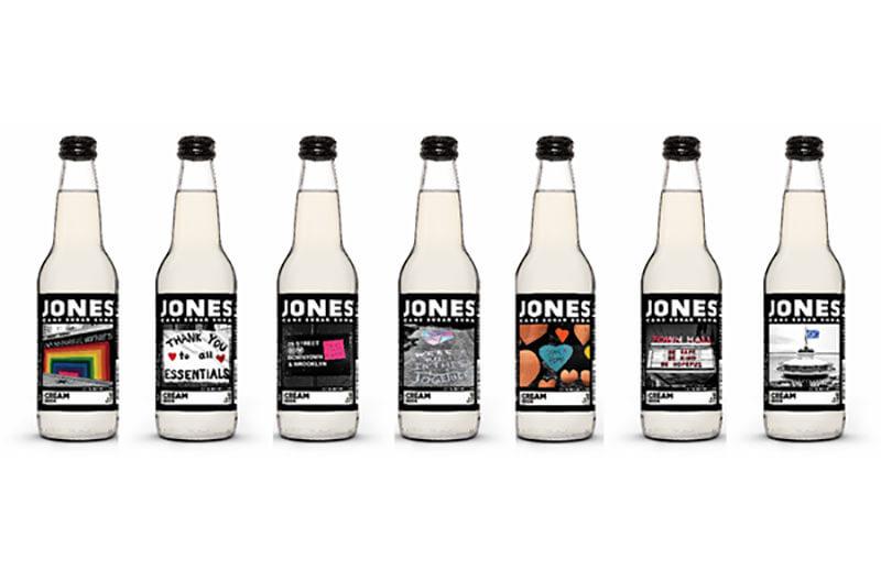 Jones Soda Messages of Hope