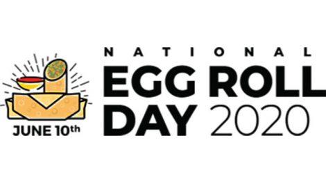 Van's Kitchen, National Egg Roll Day