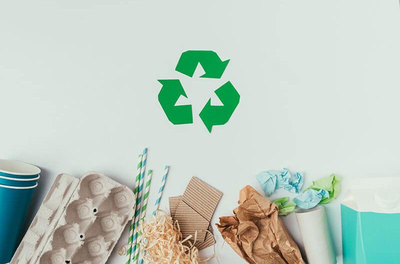 CBA recycling system