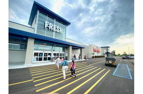 Meijer Supercenters store opening