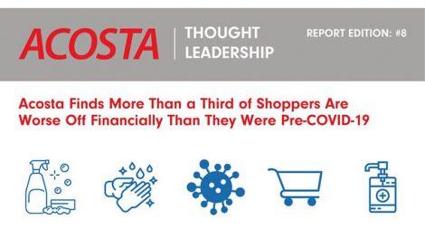 Acosta shoppers financially