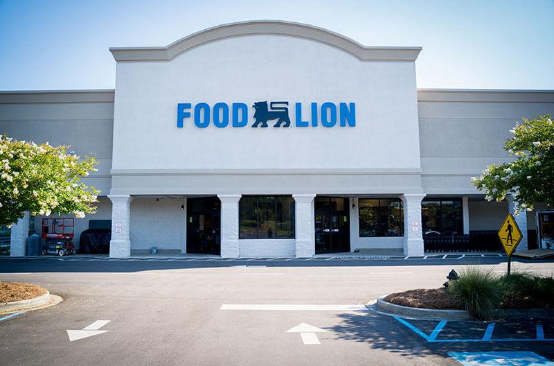 Food Lion harveys supermarket