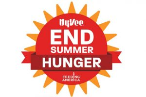 Hy-Vee End Summer Hunger