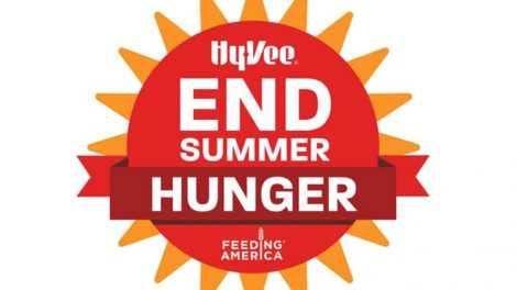 Hy-Vee End Summer Hunger