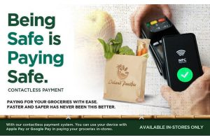 Island Pacific contactless payment