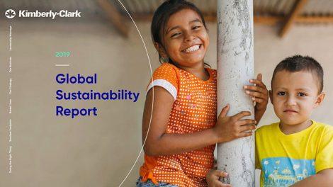Kimberly-Clark sustainability strategy