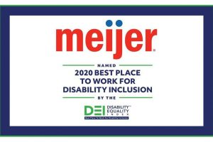 Meijer employer disability