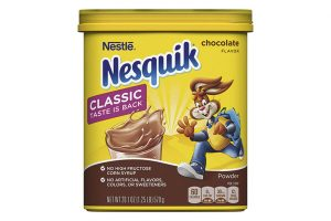 Nestlé Nesquik chocolate