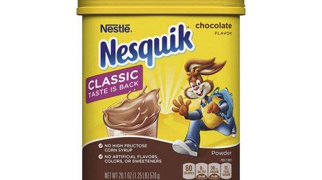 Nestlé Nesquik chocolate
