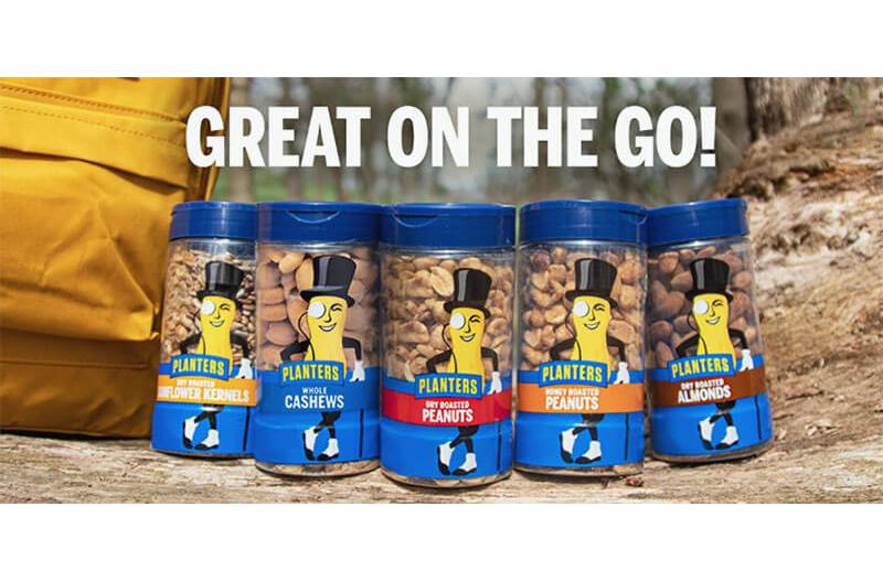 Planters Pop & Pour Nuts