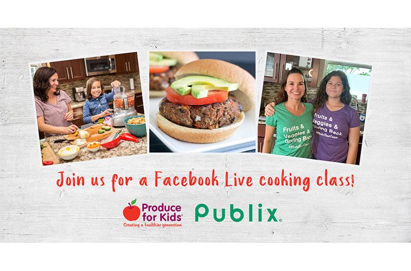 Publix Produce for Kids