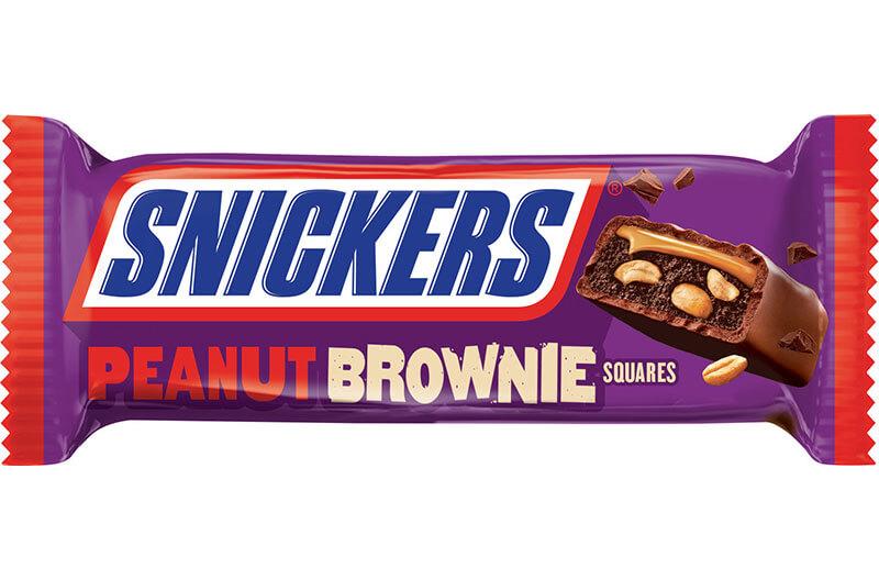 Snickers Peanut Brownie