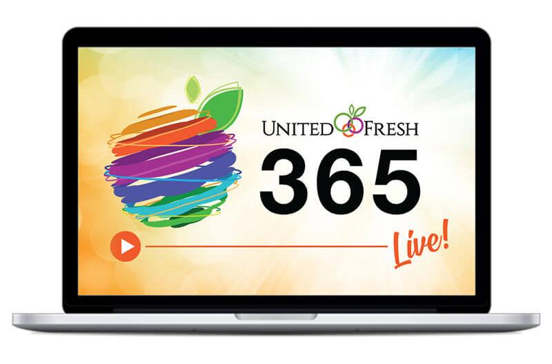 United Fresh Live! 365 Learn & Engage