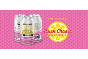 Wild Leap Lemon Ice Truck Chaser