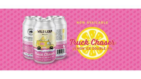 Wild Leap Lemon Ice Truck Chaser