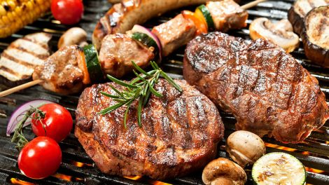 meat prices grill