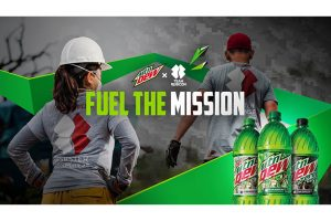 Fuel the mission Mtn Dew Team Rubicon