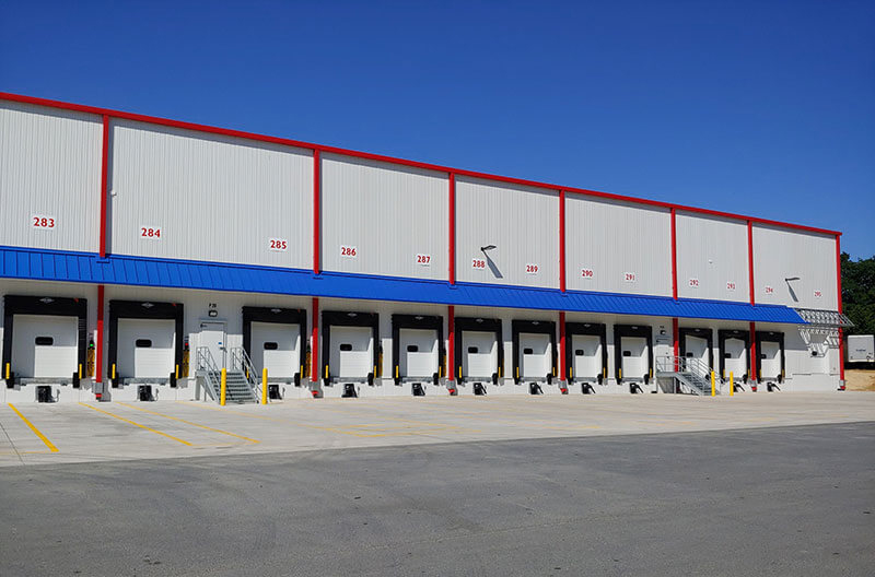 Giant Food warehouse expansion