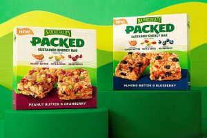 Nature Valley Packed energy bar