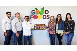 Good Foods R&D team