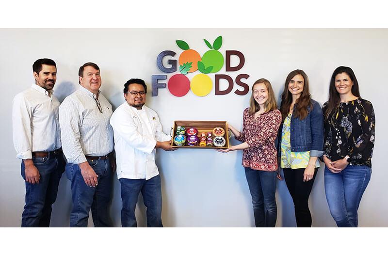 Good Foods R&D team