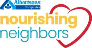 Albertsons Nourishing Neighbors logo organizations