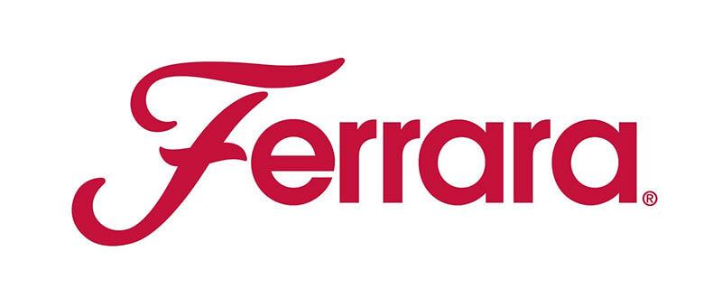 Ferrara logo Ghostbusters