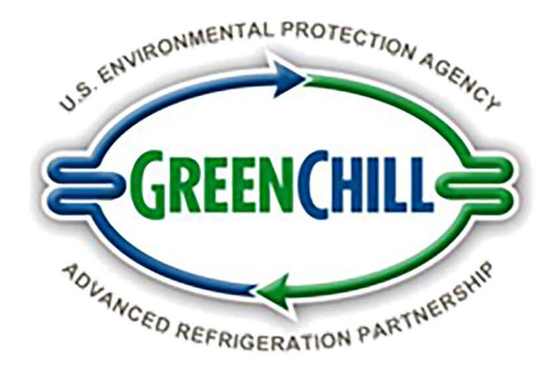 EPA GreenChill logo emissions