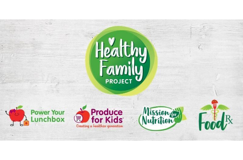 Produce for Kids Healthy Family Project