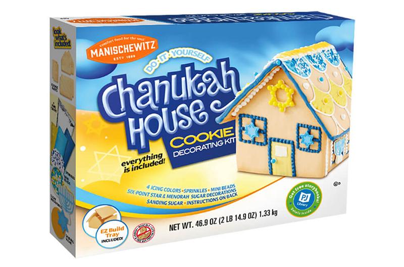 Manischewitz Chanukah