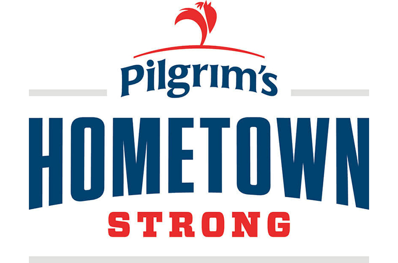 Pilgrims Hometown Strong Elberton
