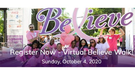 Stater Bros Virtual Believe Walk