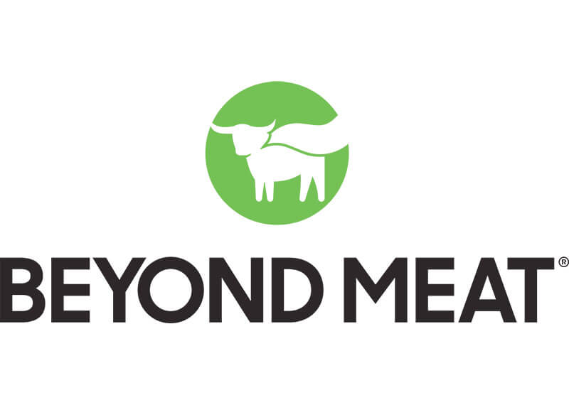 Beyond Meat new logo space
