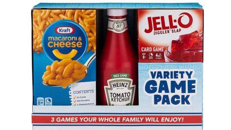 Kraft Heinz game pack
