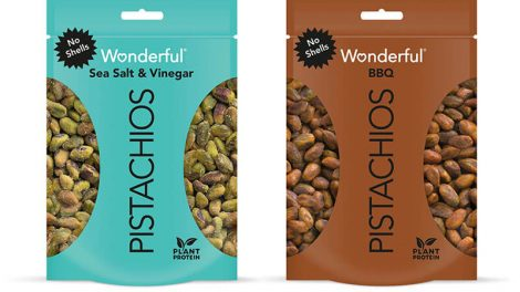 Wonderful Pistachios no shells