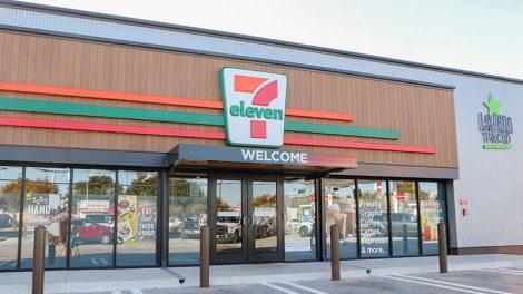 7-Eleven evolution store