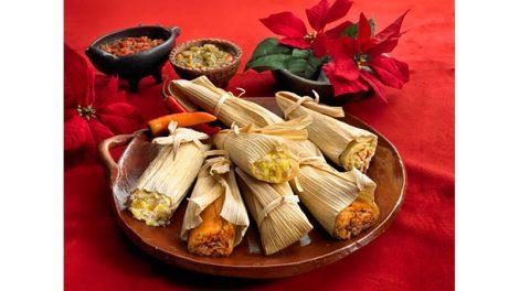 Food City tamale-making
