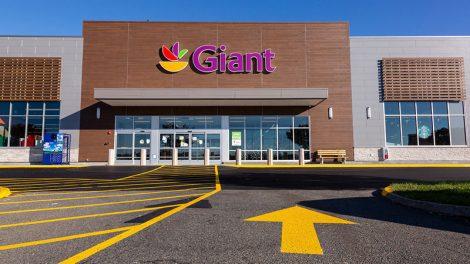 Giant Food Springfield midweek