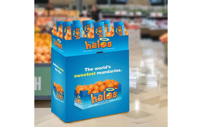 Halos sweet taste