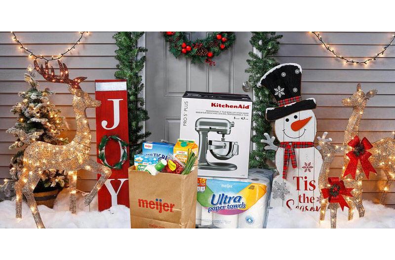 Meijer Prepares For Unprecedented Holiday Shopping Season