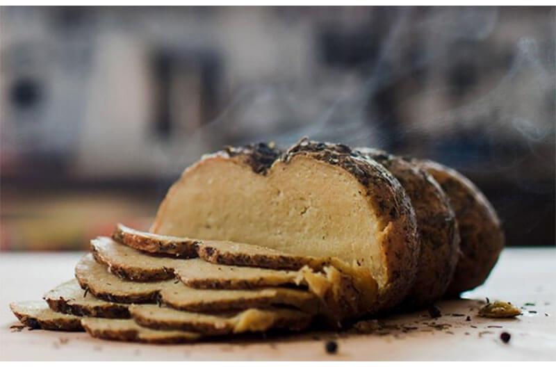 No Evil Foods pardon roast