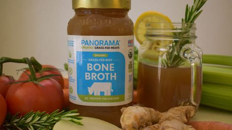 Panorama bone broth
