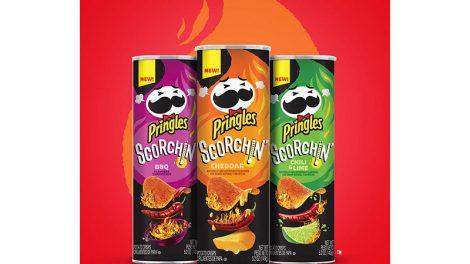 Pringles heat