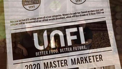 UNFI master marketer