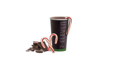 7-Eleven candy cane